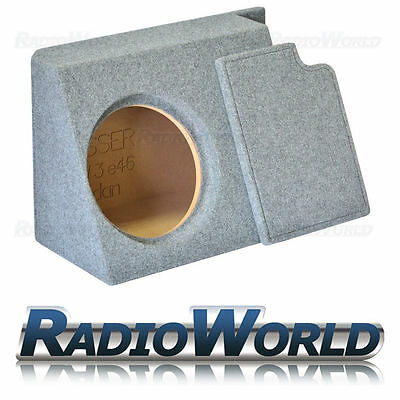 "BMW 3 Series (E46) 1998 to 2007 Fit MDF 12"" Sub Box Subwoofer Enclosure Bass"