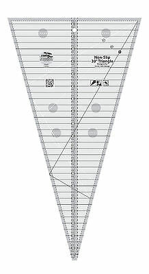 Creative Grids 30 Degree Triangle Sewing and Quilting Ruler