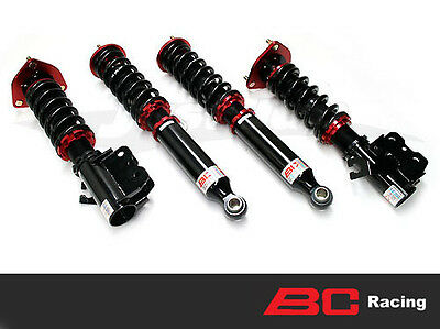 BC Racing Coilover Suspension Kit - Toyota Corolla/Sportivo (01-07)