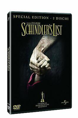 Dvd Schindler'S List (Special Edition) (2 Dvd) .....NUOVO