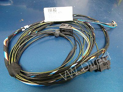 Genuine VW Transporter T5 7H 2003-2009 Cruise Control Wiring Loom only