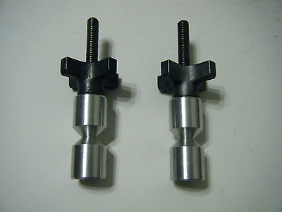 """Sumner Mathey Deaman Steel Qwik Pins 5//8 to 1-5//8/"""" Flange Hole SOLD INDIVIDUALLY"""