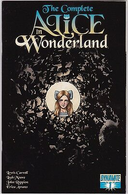The Complete Alice In Wonderful #1 NM 9.4 2009 Dynamite See My Store