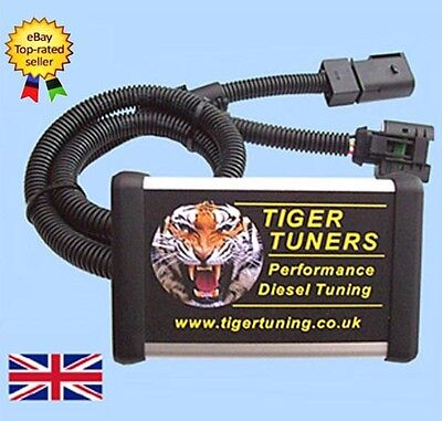 Ford - Fiesta Focus Transit TDCI Diesel Tuning Performance Power  Remap Chip Box