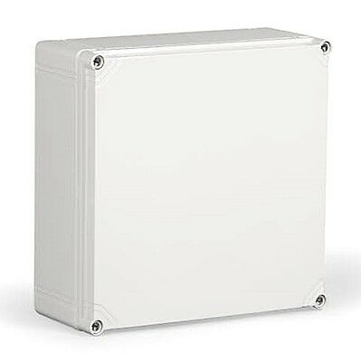 Electrical Enclosure NEMA 4X Polycarbonate 12x12x5 Waterproof Made in Europe