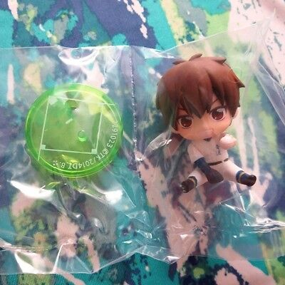Daiya no Ace of Diamond - Sitting Mini Figure - Sawamura Eijun
