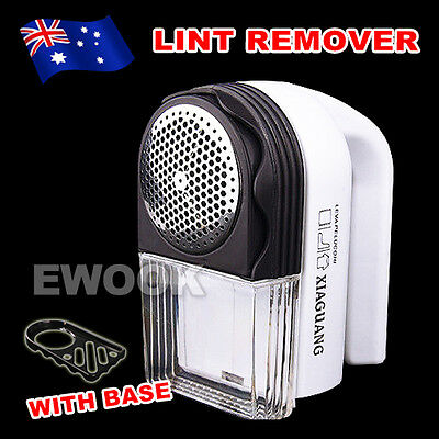 OZ Electronic Lint Remover Fluff Sweaters Clothes Fabric Fuzz Ball Shaver