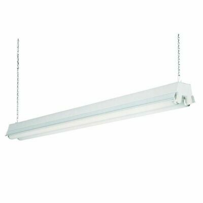 Acuity 147YPY / 1233 4 Foot Fluorescent Utility Shop Light