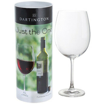Dartington Crystal Just The One Large Wine Glass