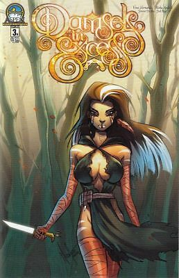 Damsels In Excess #3 Cvr A (Aspen Comics)