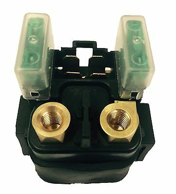 New Premium Quality Starter Solenoid Relay For Yamaha Replaces 4DN-81940-12-00