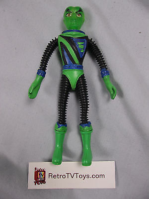 Vintage 1968 Mattel Major Matt Mason Callisto Alien Figure No Broken Wires