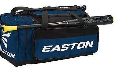 Easton Navy Team Player Duffle Baseball / Softball Equipment Bag A163120 New!