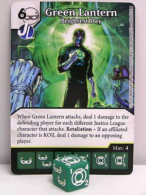 DC Dice Masters - Komplettset Commons + Uncommons + Rares - Justice League