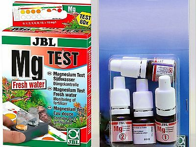 JBL Mg Magnesium Test Set Freshwater***test for the determination of the plant