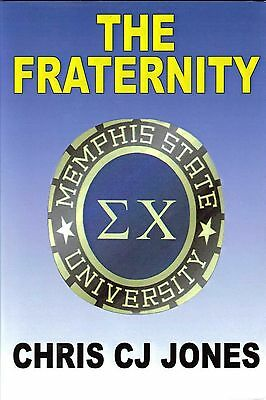Sigma Chi Fraternity, Memphis State, 2003 Book
