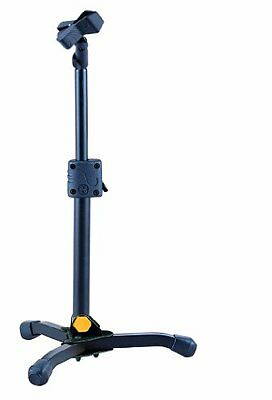 Hercules MS300B Microphone Stand with Tilting Base and Swivel Legs