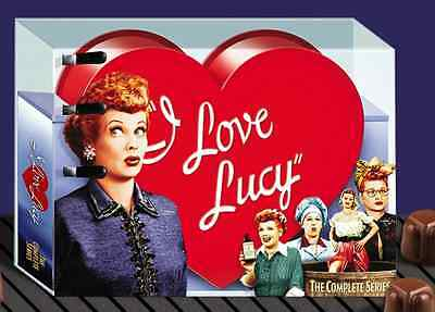 I Love Lucy - The Complete Series 34-Disc DVD (2007) Brand New Seasons 1-9
