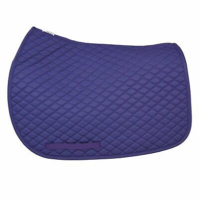 Tuffrider ALL PURPOSE Quilted Saddle Pad - Lots of Different Colors - GREAT DEAL