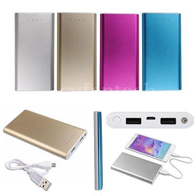 30000Mah Flip Slim Portatil Bateria Externa Cargador Power Bank Cable Para Phone