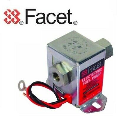 FACET 40104 12v ELECTRIC FUEL PUMP 1.5 - 4.0 PSI