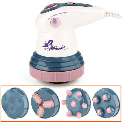 Professional Infrared Electric Body Slimming Massager Anti-cellulite Machine UK