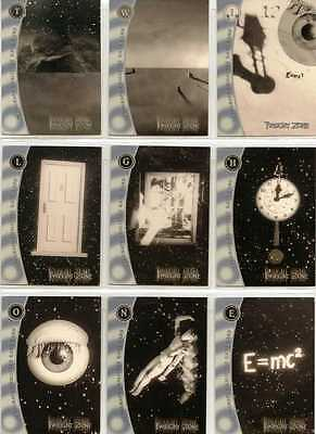 Twilight Zone  [1999] Premiere Edition Lot of 9 Autograph Challenge Chase Cards