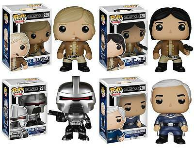 Funko Pop! TV Battlestar Galactica Classic Series Last Few Remaining