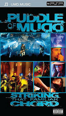 Puddle of Mudd - Striking that... ( UMD Video PSP ) NEU