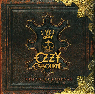 Ozzy Osbourne Memoirs Of A Madman Lp Vinyl 33Rpm New