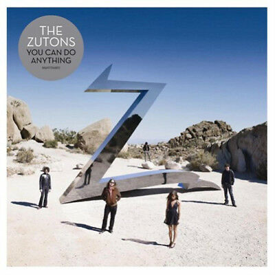 THE ZUTONS You Can Do Anything LP Vinyl NEW 2008