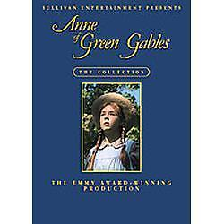 Anne of Green Gables Trilogy Collection DVD (2005) 3-Disc Set * Brand New *