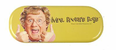 Mrs Brown's Boys Glasses Case - Thumbs Up Design