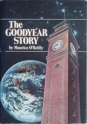 Goodyear Tire & Rubber Company History, 1983 Book