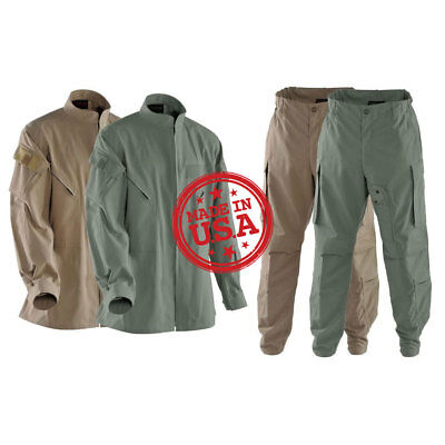 Drifire All Weather Flight Jacket/Pants - Made in USA - Sold Individually