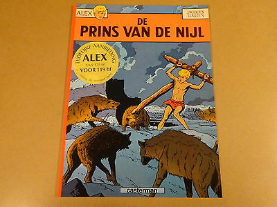 Strip / Alex - De Prins Van De Nijl