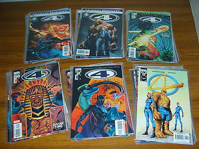 Marvel Knights 4 #1 - 30 Set (2004) Fantastic Four (30 Issues)