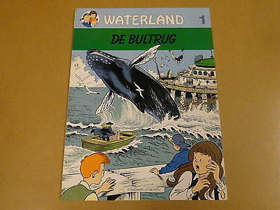 Strip 1° Druk / Waterland N° 1 - De Bultrug