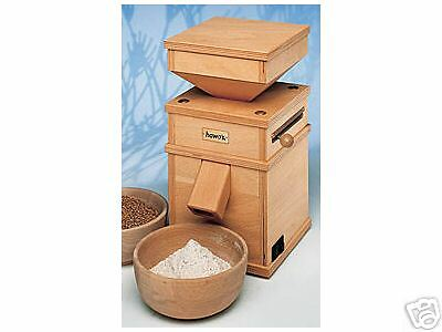Grain mill Corn mill by Hawos Queen 1 NEW ORIGINAL BOX
