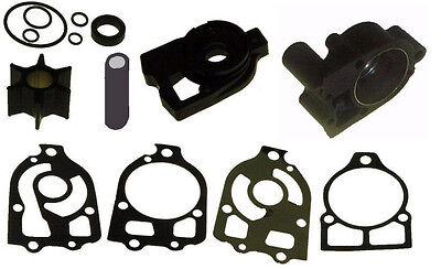 Water Pump Kit with Base for Mercruiser #1 replaces 46-96148T8 and 46-57234A1