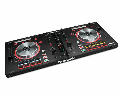 Numark Mixtrack Pro III - 2-Deck All-In-One DJ Controller für Serato DJ