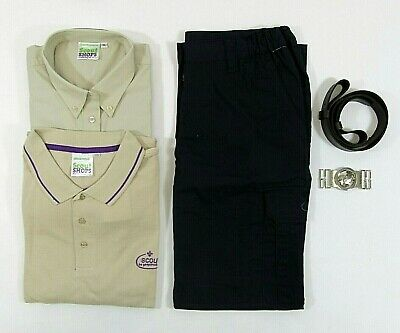 Adult Mens Ladies Scout Network Leader Shirt Blouse Hoodie Polo T shirt Trousers