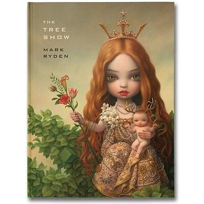 Mark RYDEN THE TREE SHOW BOOK Hardcover sealed...a classic with large images