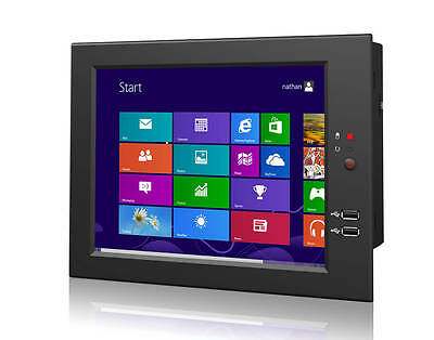 """LILLIPUT PC-1041/C/T 10.4"""" AIO Industrial Computer 800X600 5wire touch  PC +WIFI"""