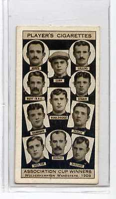 (Jb7575-100)  PLAYERS,ASSOCIATION CUP WINNERS,WOLVERHAMPTON 1908,1930#31