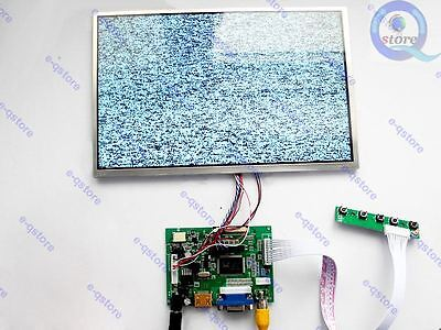 "No Blue Screen for FPV flying 1280X800 10.1""inch LCD controller Monitor screen"