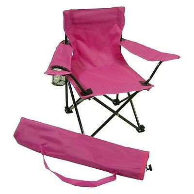Redmon Kids Folding Camp Chair with Matching Tote bag - 9006PK