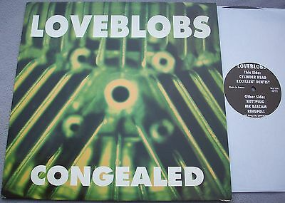 LOVEBLOBS Congealed EP NEAR MINT GRUNGE INDIE ROCK