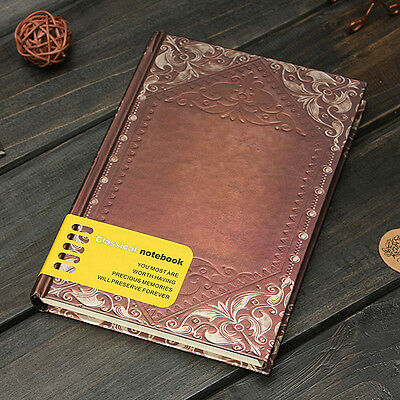 vintage journal intime avec combination cadenas notebook carnet agenda cahier eur 16 09. Black Bedroom Furniture Sets. Home Design Ideas