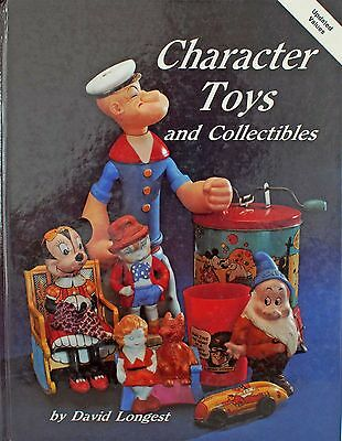 Sammlerbuch Character Toys  -And Collectibles, Usa, Band 1 -*****